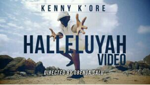 Kenny K'ore Drops Video For 'Halleluyah' Song