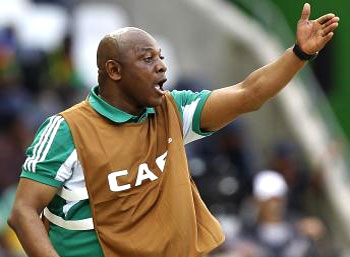 Keshi Will Pick His Players – NFF