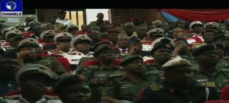 Ajimobi Advocates Better Civil-Military Collaboration