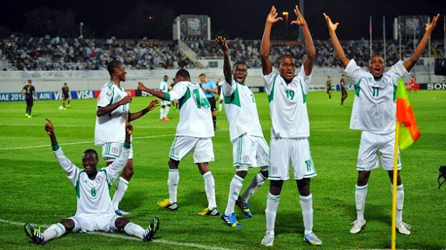 Nigeria Thump Holders Mexico 6-1 In U-17 World Cup Opener
