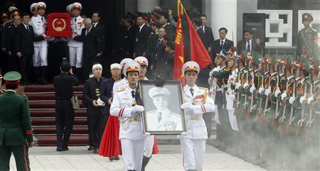 Vietnam Pays Last Respects To 'Red Napoleon', Vo Nguyen Giap