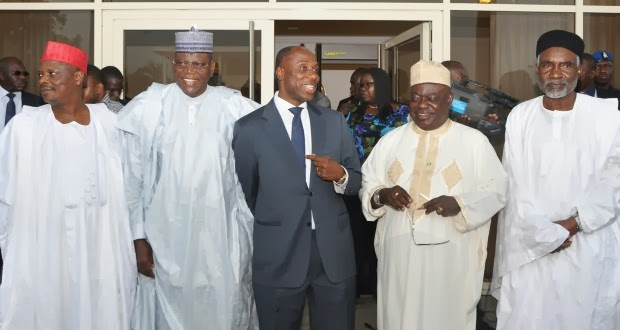 PDP Crisis: G7 To Meet In Abuja Today