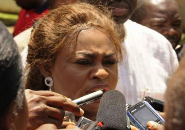Oduah Supporters Storm Enugu Airport In Counter Protest