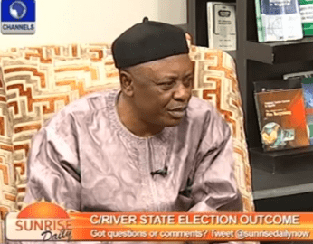 CROISEC Boss Denies He Was Pressured By PDP To Bar APC From Elections