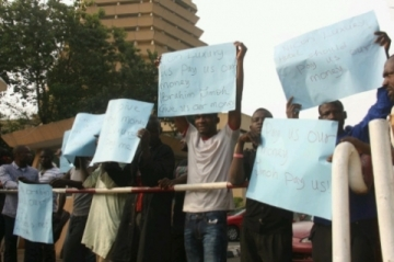 Group Protests Fate Of Condemned Nigerians In Indonesia