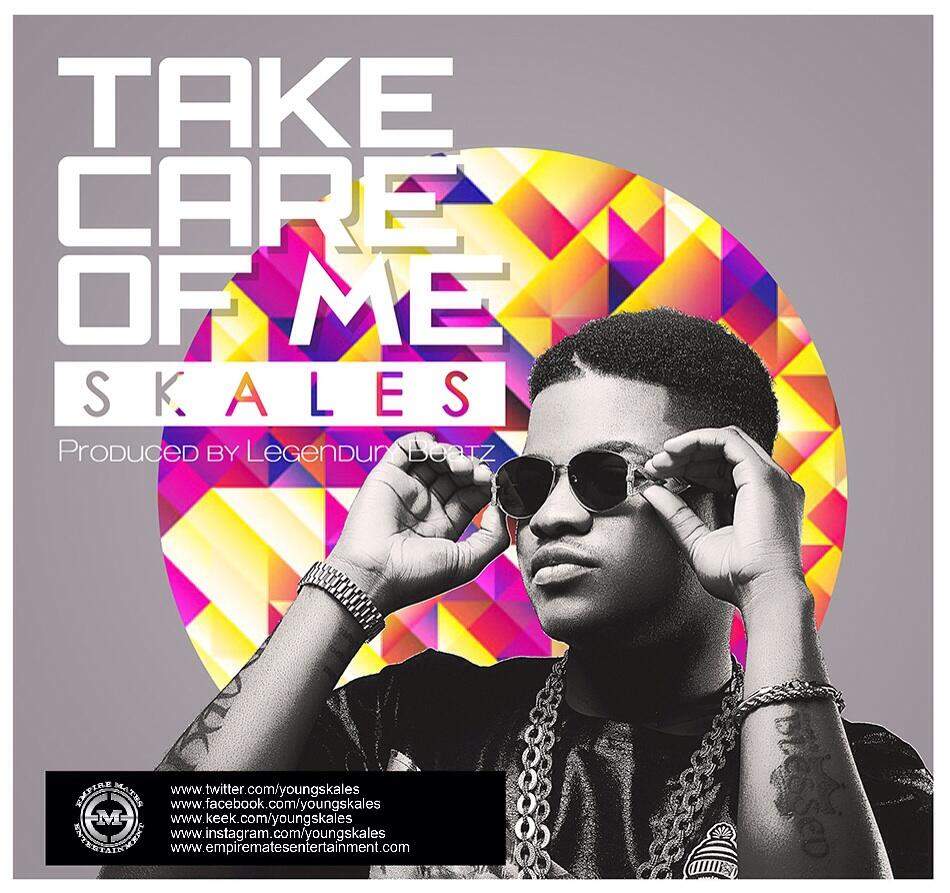 Skales Releases Music Video For 'Take Care Of Me'