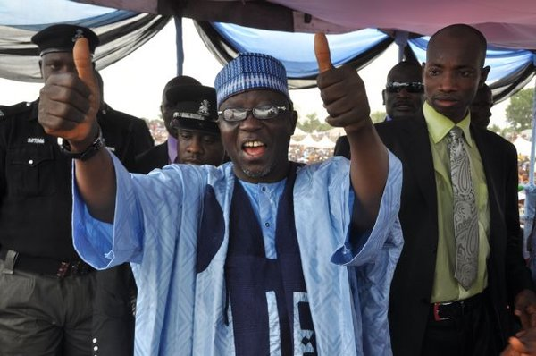 PDP Would Have Extinguished Me, APC Is The Ark Of Noah – Almakura