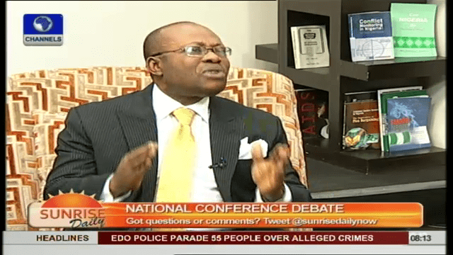 Clamour For Nat/Dialogue Is Same As For New Constitution – Analyst