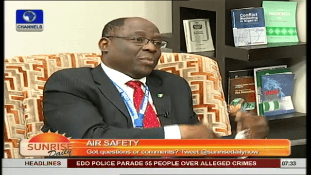 Associated Airline Crash:Anybody Could Have Been At Fault- NCAA