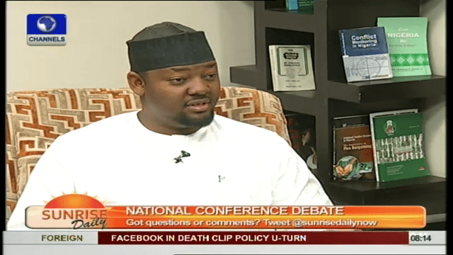 You Cannot Legislate A National Conversation – Legal Practitioner