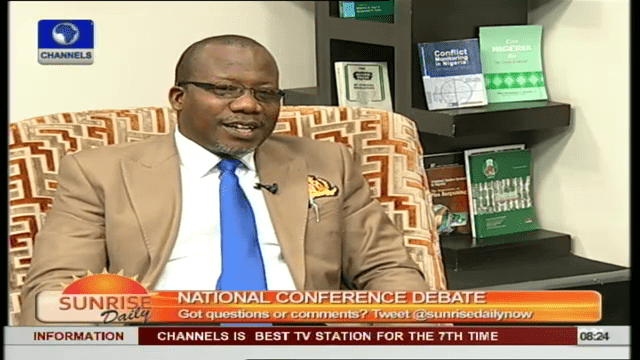 Lawyers Have Confused Nigerians On National Conference – Adegbulu