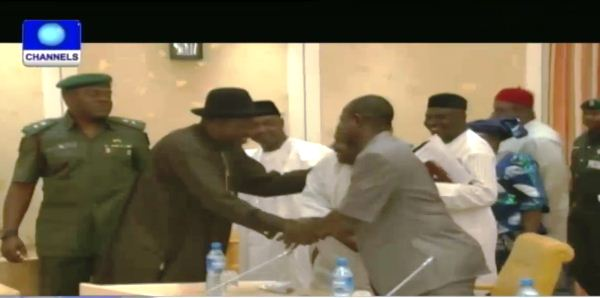 Jonathan's Dialogue With ASUU Ends With Expectations