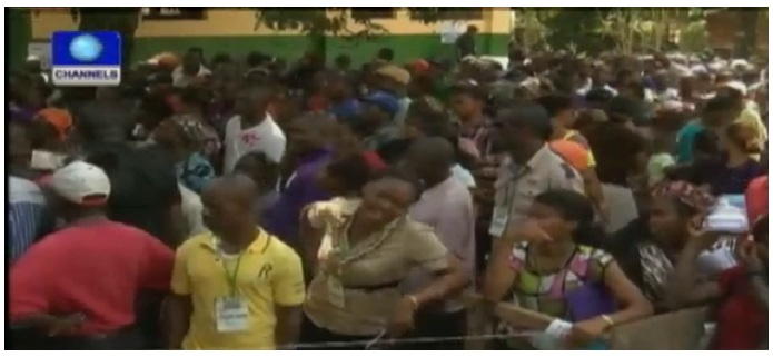 Anambra: Police Disperses Group Of Women In Fresh Protest