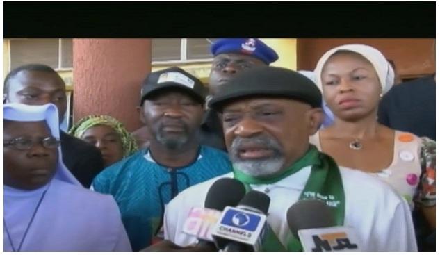 APGA Calls For Ngige's Arrest Over Crusade Stampede