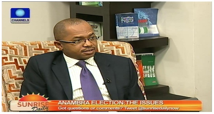 INEC Cannot Cancel Anambra Election — Lawyer