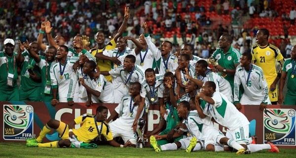 Presidential Reception: Golden Eaglets Get Financial Rewards