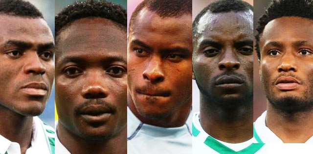 5 Nigerians Nominated For African Player Of The Year Award