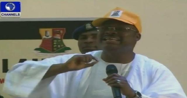 Oyo Governor Shifts Focus To Youth Development