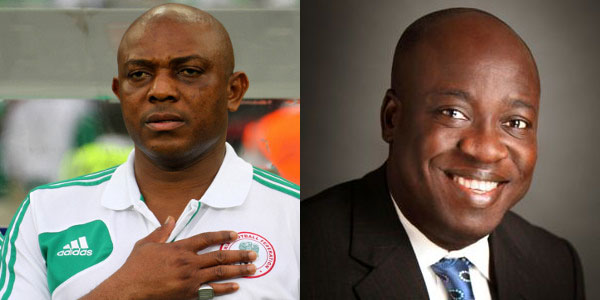 Unpaid Salaries: Keshi Has My Number, He Should Have Told Me – Sports Minister