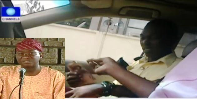Videoed LASTMA Official Is On The Run But We Will Get Him – Fashola