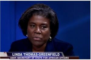 Linda Thomas-Greenfield on Nigeria election