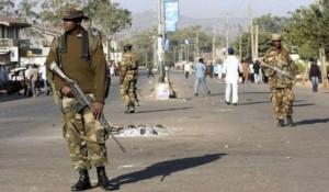 Military Curfew