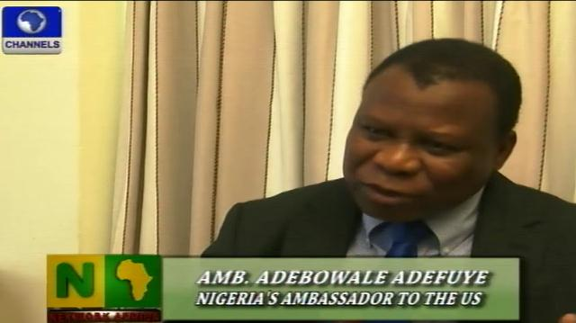 US Non-Immigrant Visa May Be Reviewed To 5 Years – Nigeria's Ambassador