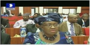 Ngozi Okonjo Iweala, Minister of Finance in Nigeria.