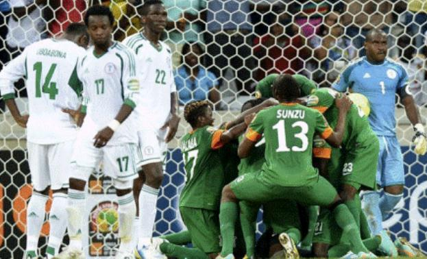 Ethiopia Arrive For Nigeria Game As Eagles Hold Closed Door Training