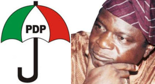 PDP Appeals Oyinlola's Re-instatement