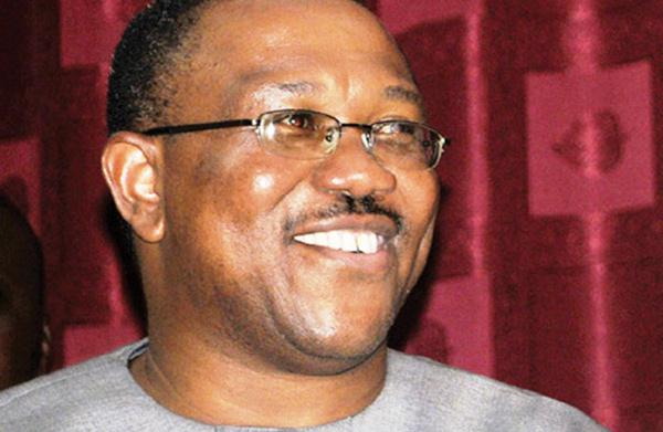Governor Obi Flags Of Multiple Road Projects