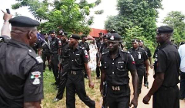 Edo Police Parades Man Who Defiled On Year Old Girl