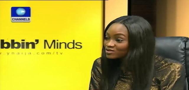 Oluchi Speaks On Her Plans For Africa's Next Top Model