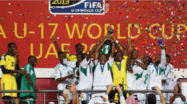FIFA U-17 Champions, Golden Eaglets Arrive in Lagos
