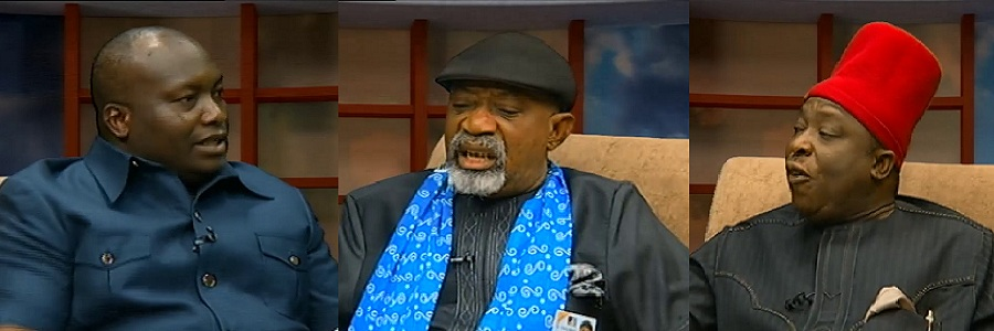 Anambra Election: Parties In Heated Debate On National Television
