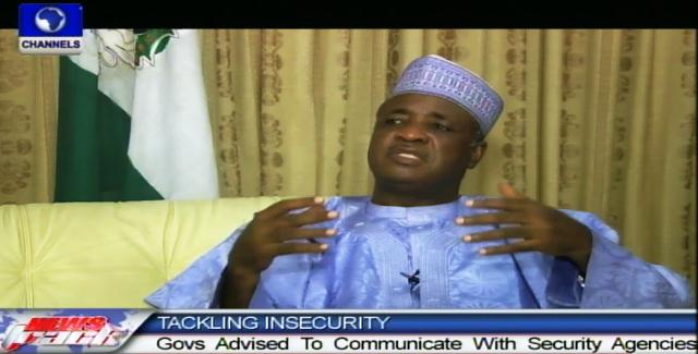 Gov. Wamakko Gives Security Tips To Fellow Governors