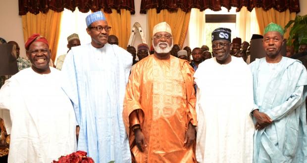 APC Leaders Woo IBB, Abdulsalam