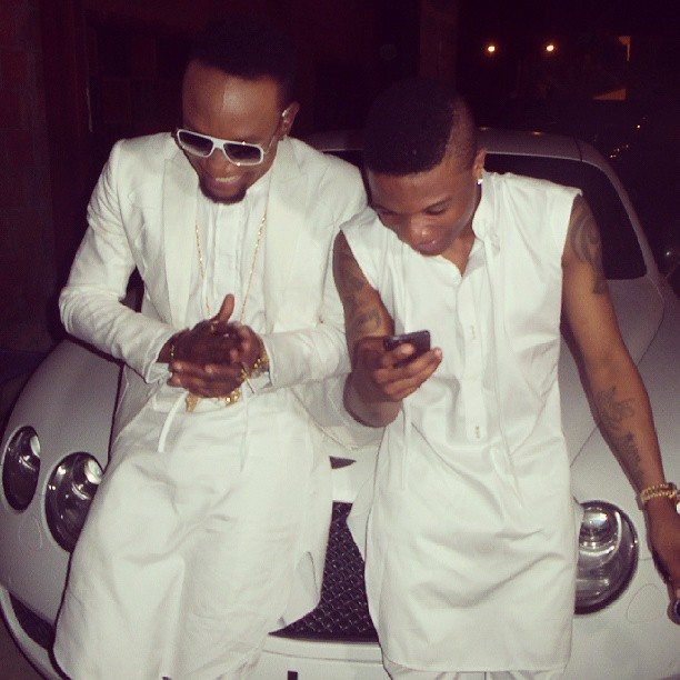 Kcee Releases Video For 'Pullover' Feat. Wizkid