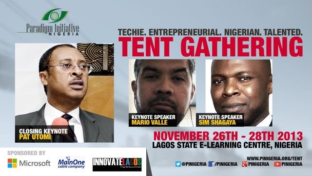 Pat Utomi, Sim Shagaya And Mario Valles To Speak At TENT