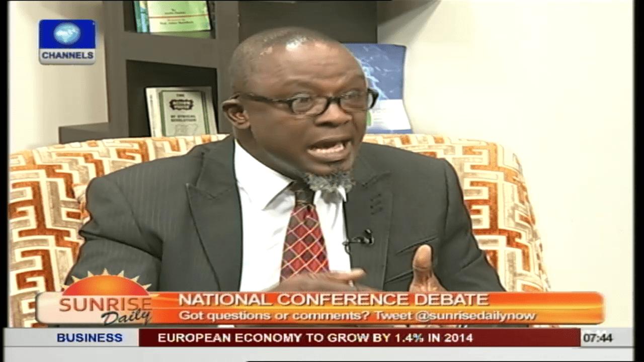 Nigeria's Survival Dependent On 'Weak' FCT – Nwankwo