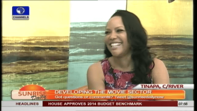More Can Be Done In Nollywood – Whitfield