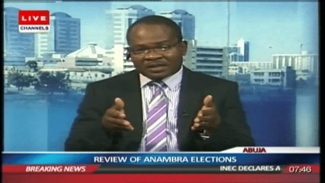 INEC Is Not Prepared For 2015 – Nwankwo