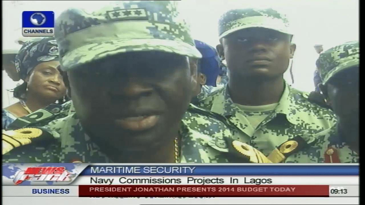 We Were Lucky To Have Rescued Two Kidnapped Americans- Naval Chief