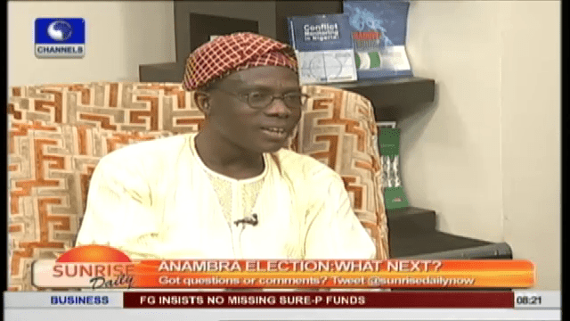 Anambra Election: Missing Names In Register Was Voters Fault – INEC
