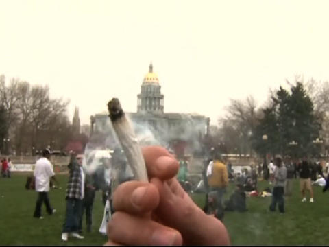 Colorado Voters Approve 25 Percent Taxes On Recreational Marijuana