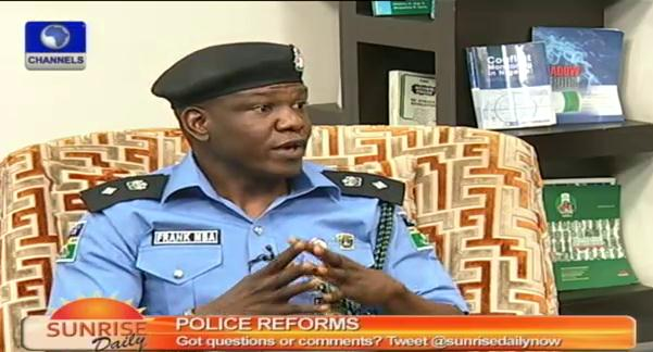 Nigerian Police Is Working With The FBI On Intelligence Training – Mba