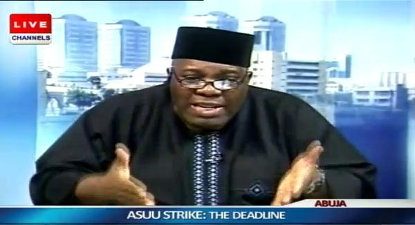 ASUU Strike: Fresh Demands Do Not Make Sense – Okupe