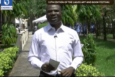 Channels Book Club Visits 15th Lagos Book And Art Festival