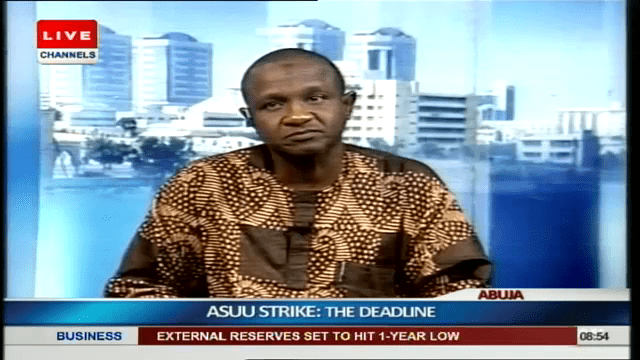 ASUU To Suspend Strike If Government Releases Funds – Fagge