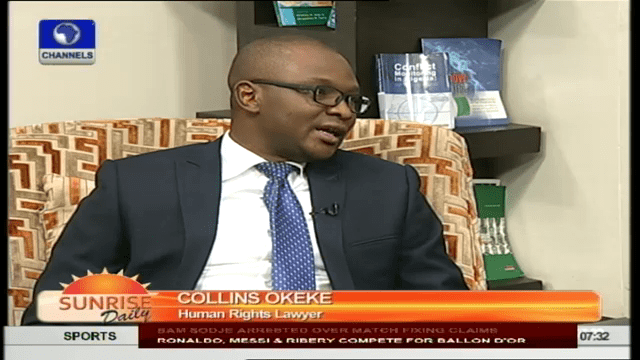 Human Rights Lawyer Advocates Improved Prisons Facilities